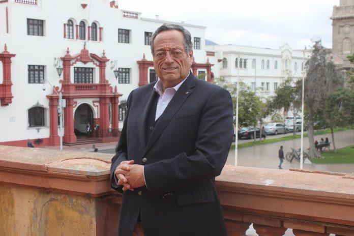 Castagneto reacciona a dichos de Julio Ortiz Andino: «Está
