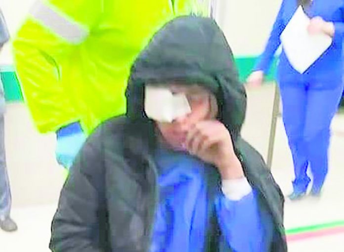 INDH contabiliza 241 personas con lesiones oculares por balines de Carabineros