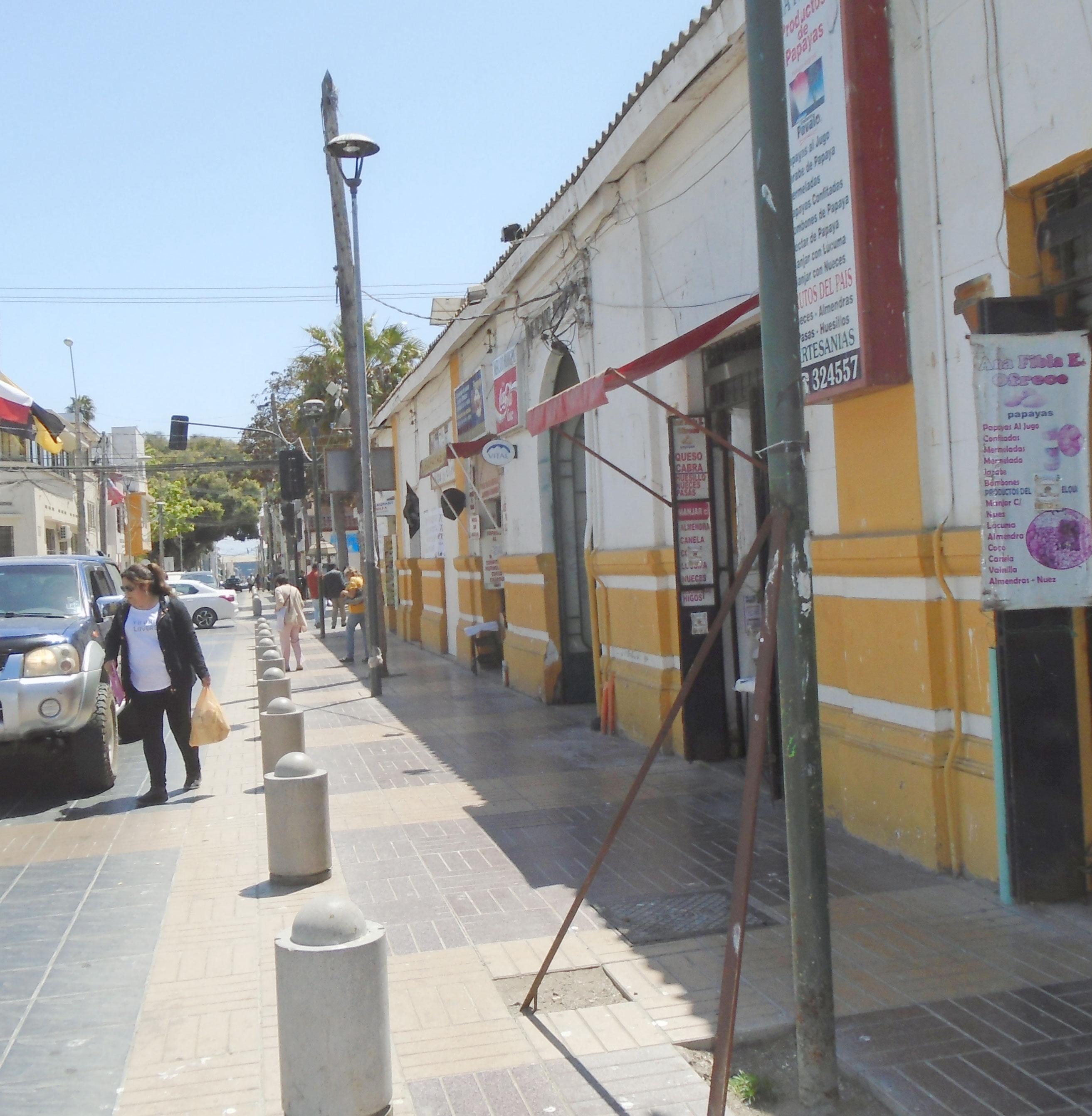 Comerciantes del ex mercado municipal de Coquimbo siguen en la incertidumbre de su futuro - http://www.diariolaregion.cl