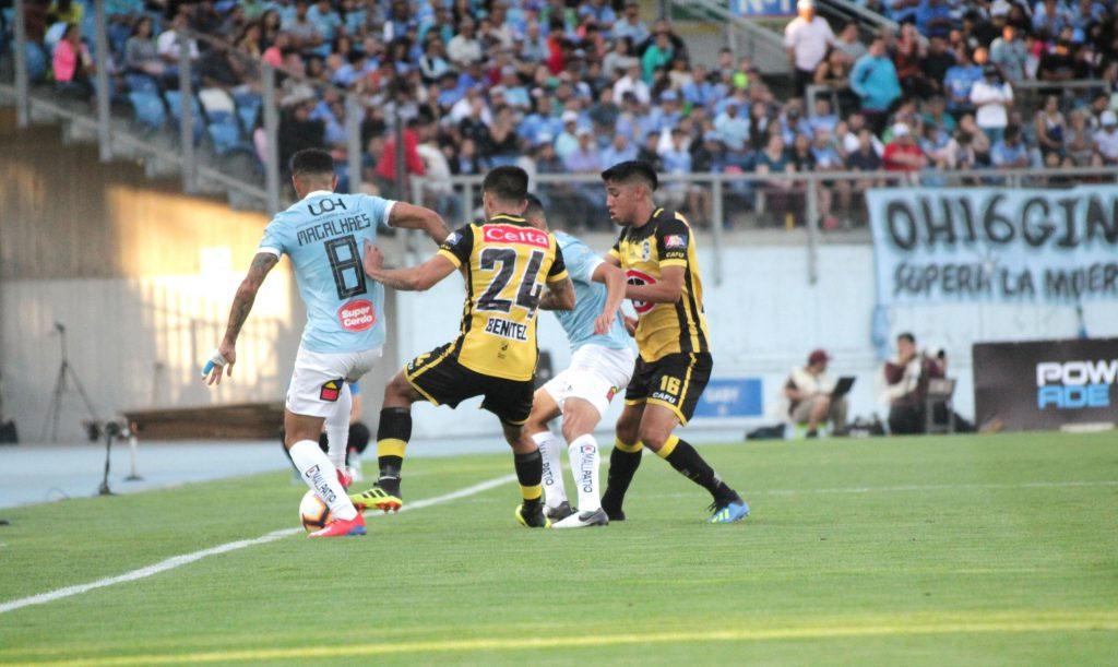 PARTIDO DE COQUIMBO UNIDO VS OHIGGINS SE JUEGA EL DOMINGO - http://www.diariolaregion.cl